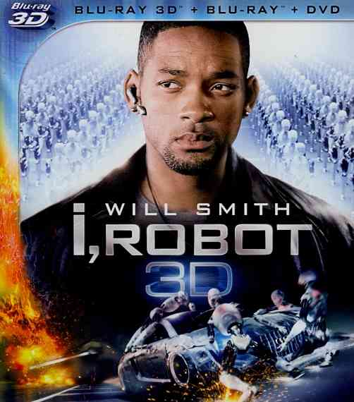 I ROBOT 3D BY SMITH,WILL (Blu-Ray)